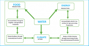 FACT SHEET: Advocating For Water - Food - Energy and Climate Nexus For Efficient And Effective Use Of Available Water Resources For The Socio - Economic Development of The Nile Basin Communities