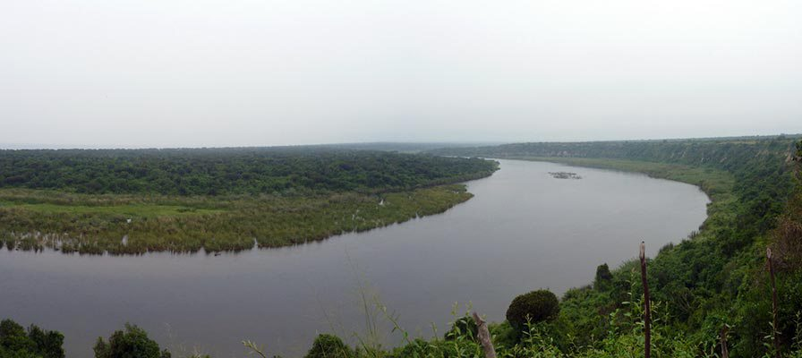 Semuliki River is the largest contributor of the sub-basin